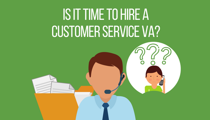 Hiring a Customer Service Virtual Assistant
