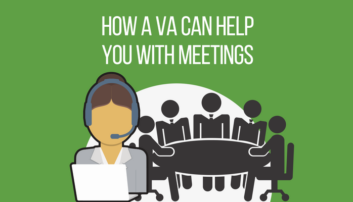 How A VA Can Help You With Meetings