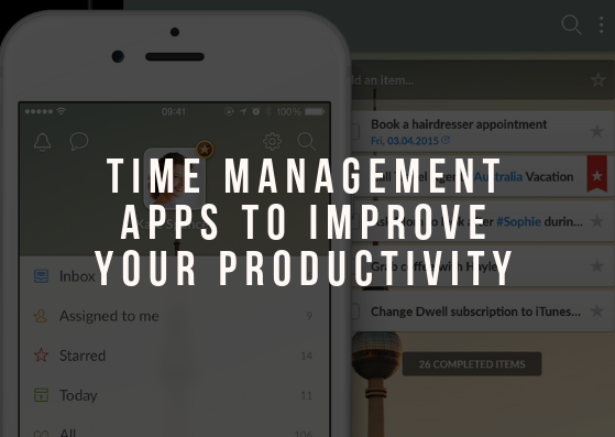 Time Management Apps to Help Improve Your Productivity