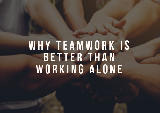 """""""HUB""""-it to Success: Why Teamwork is Better than Working Alone"""