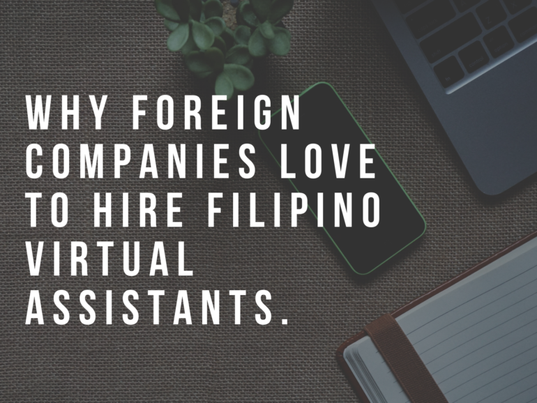 Recruiting Virtually: Why Successful Companies Hire Overseas Online Assistants and How To Do It.